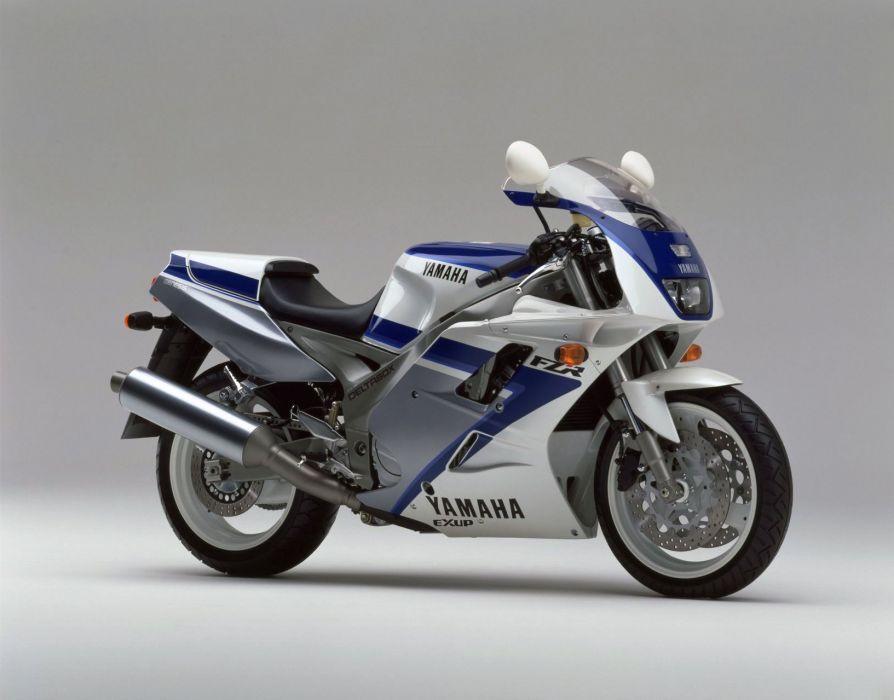 Yamaha FZR 1000 motorcycles 1991 wallpaper