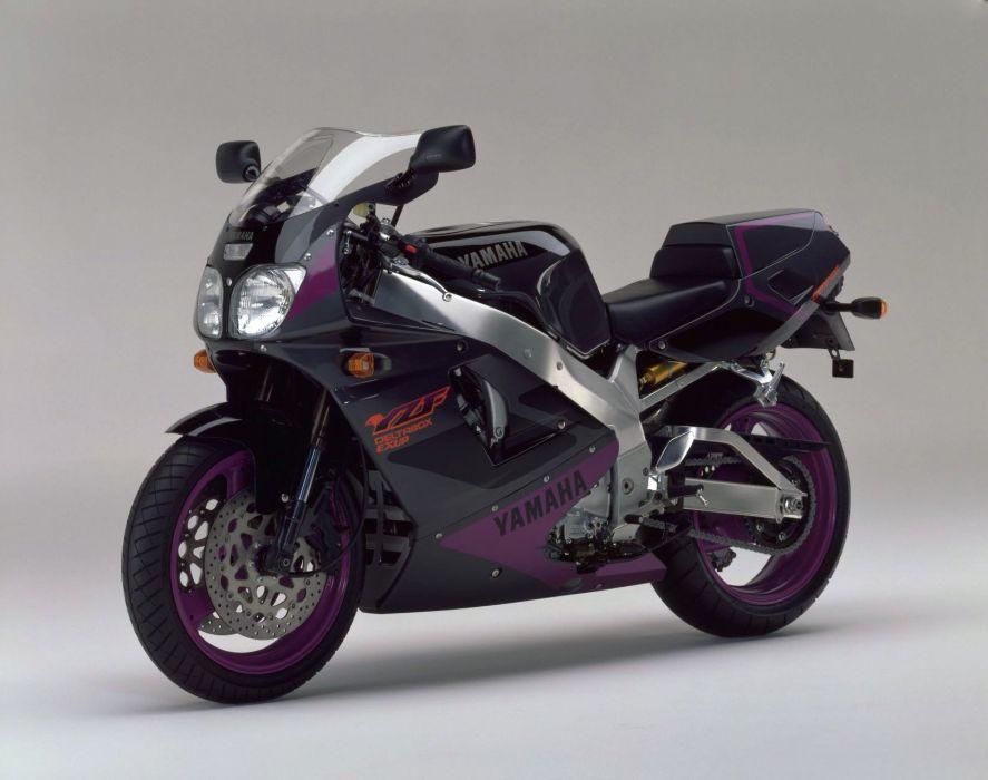 Yamaha YZF 750R motorcycles 1993 wallpaper