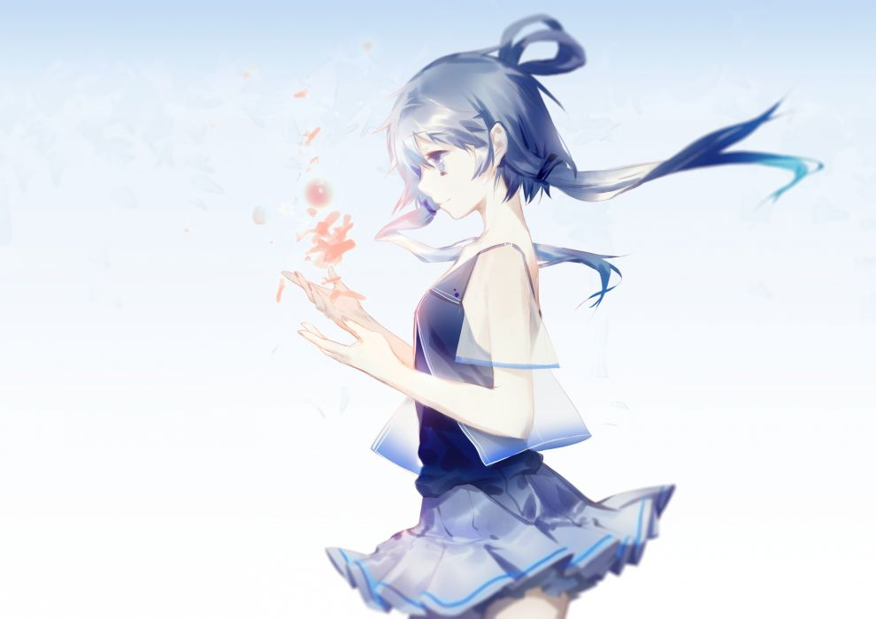 luo tianyi vocaloid vocaloid china yyb wallpaper