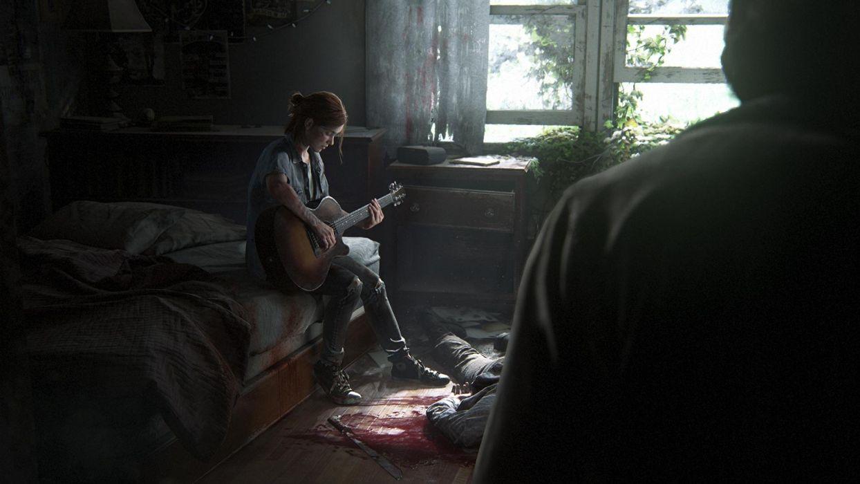 The Last Of Us 2 wallpaper