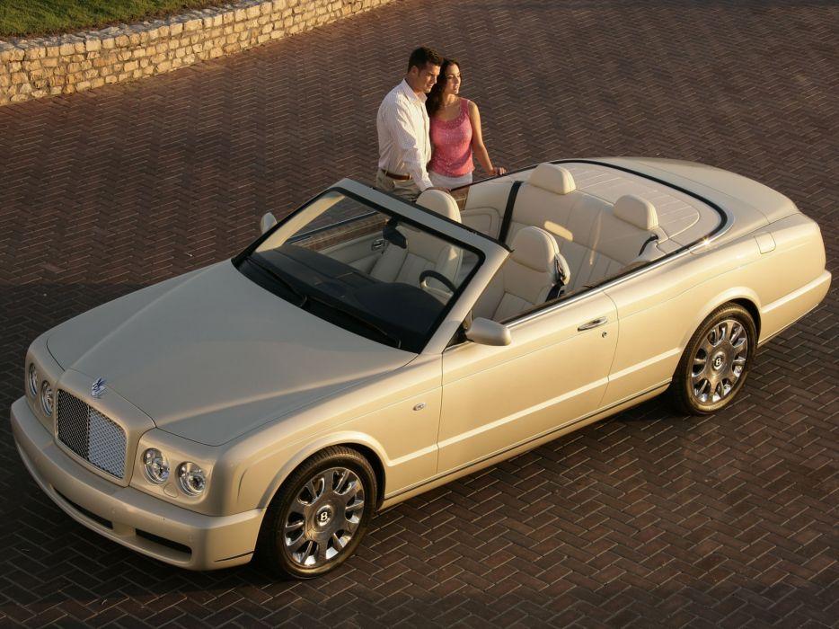 Bentley Azure 2007 wallpaper
