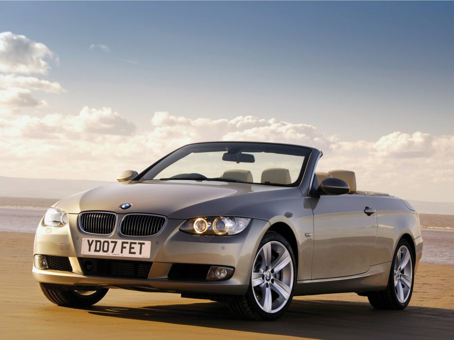 BMW 335i Cabrio 2007 wallpaper
