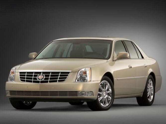 Cadillac DTS Platinum 2007 wallpaper