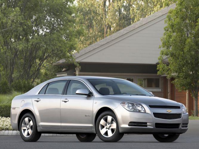 Chevrolet Malibu Hybrid 2008 wallpaper