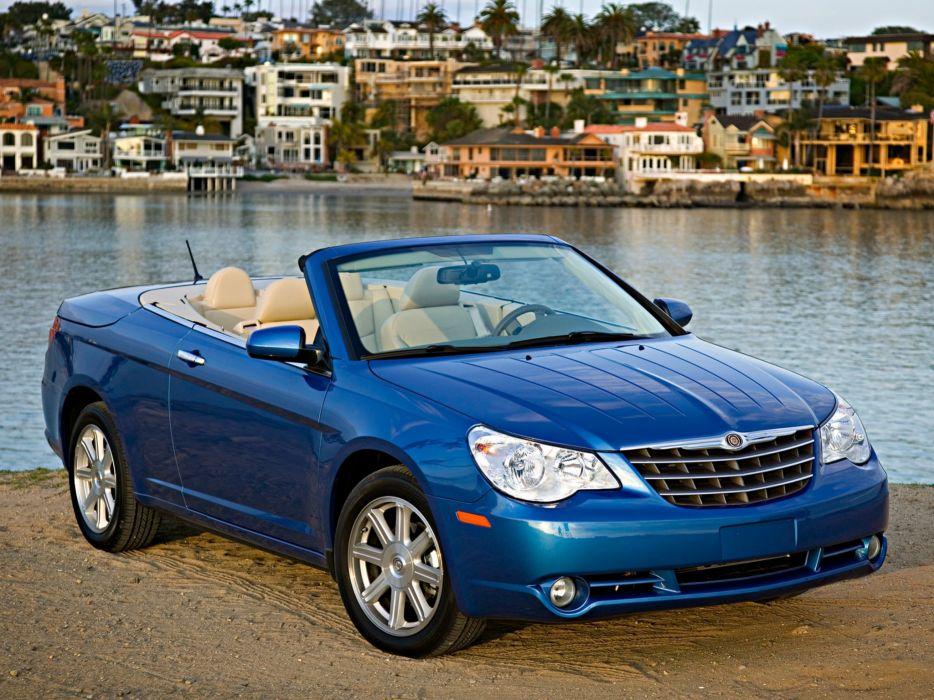 Chrysler Sebring Convertible 2008 wallpaper