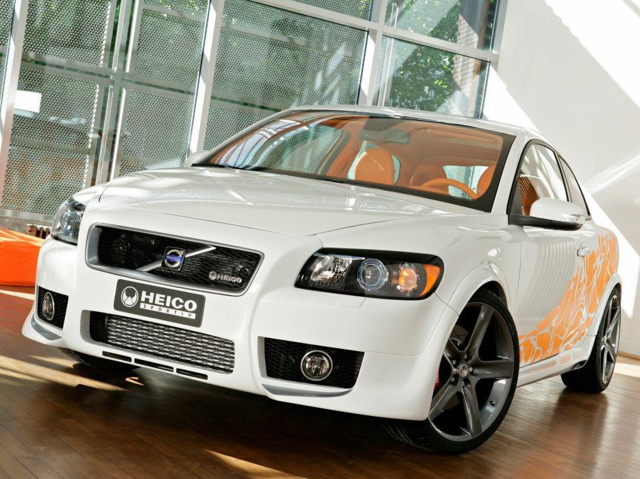 Heico Sportiv Volvo C30 Concept 2007 wallpaper