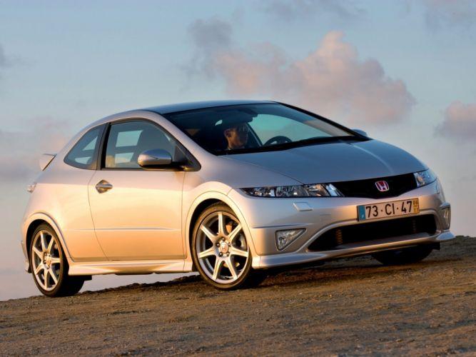 Honda Civic Type-R 2007 wallpaper