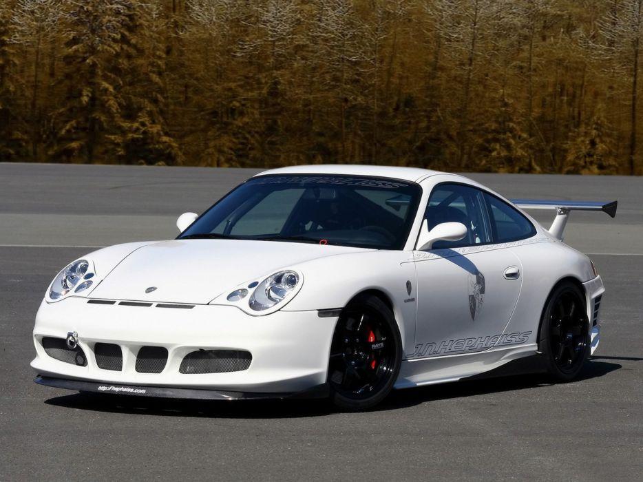JNH Porsche 911 GT3 Version 02 2007 wallpaper