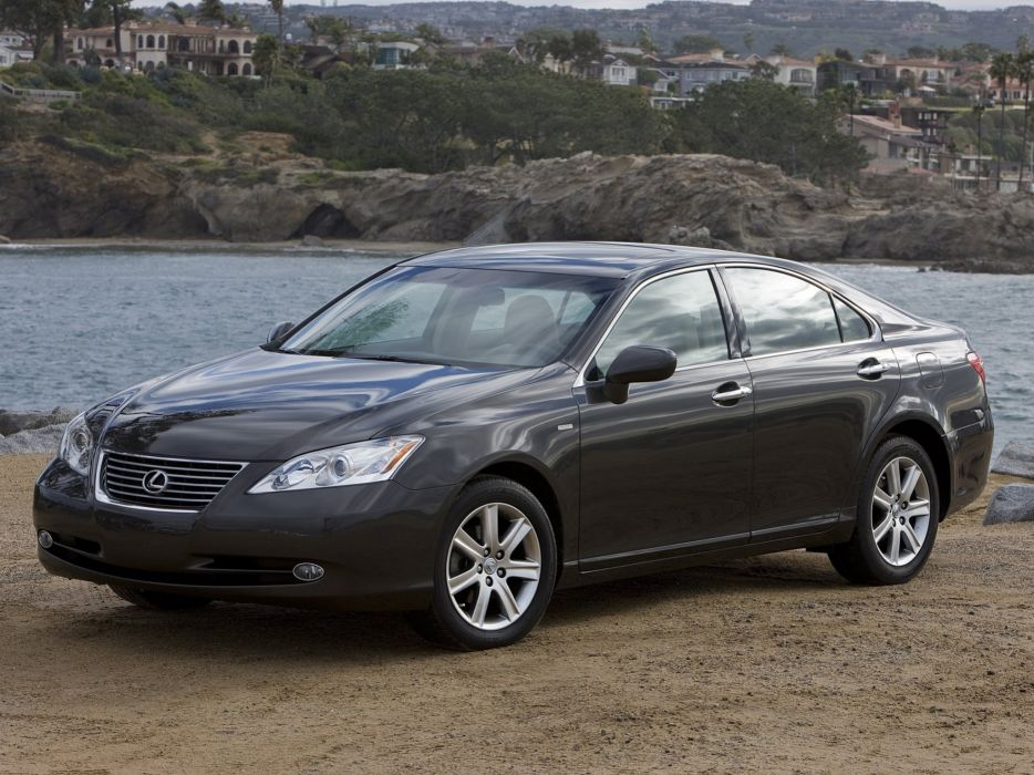 Lexus ES 350 Pebble Beach Edition 2008 wallpaper