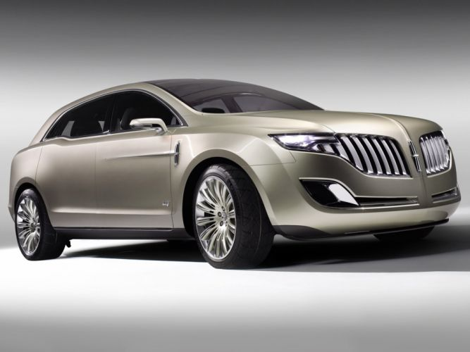 Lincoln MKT Concept 2008 wallpaper