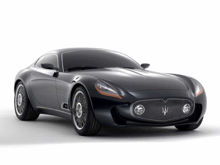 Maserati A8GCS Berlinetta Concept 2008 wallpaper