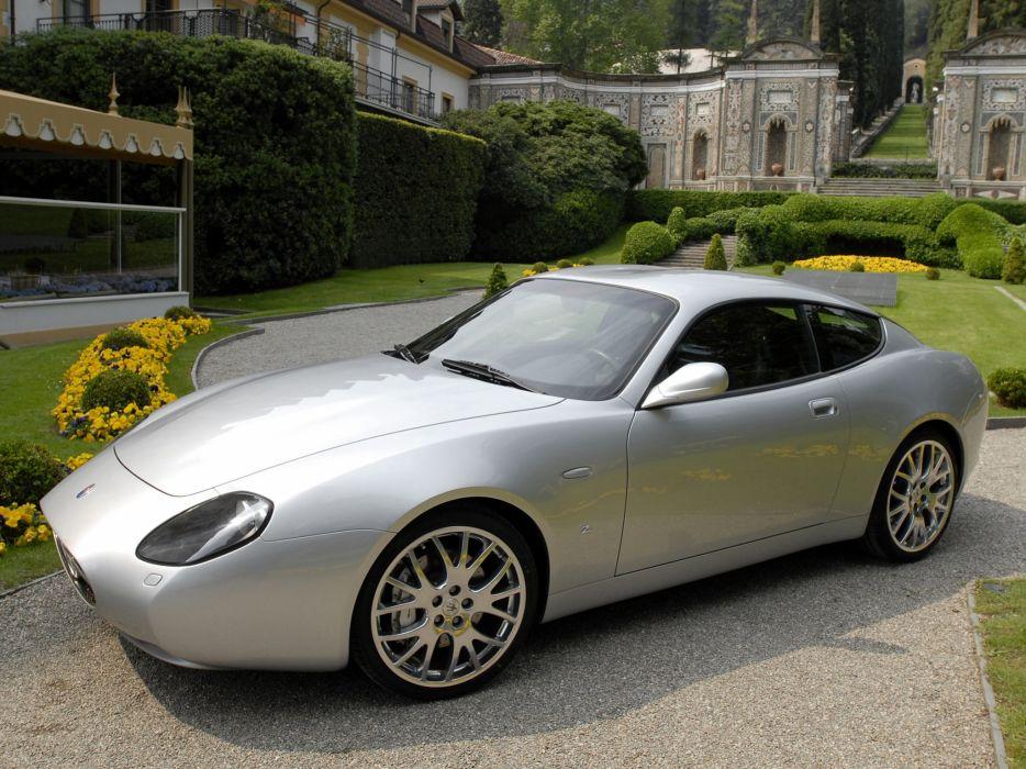 Maserati GS Zagato 2007 wallpaper