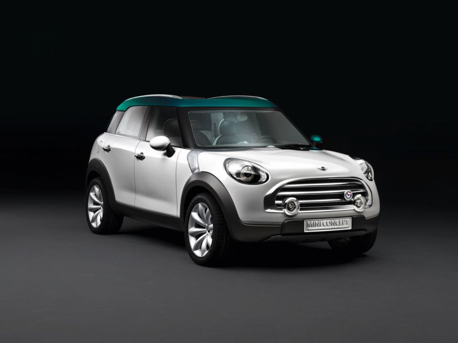 Mini Crossover Concept 2008 wallpaper