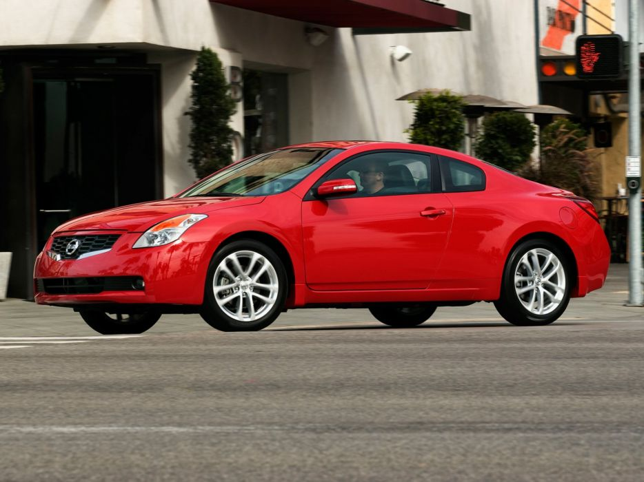 Nissan Altima Coupe 2008 wallpaper