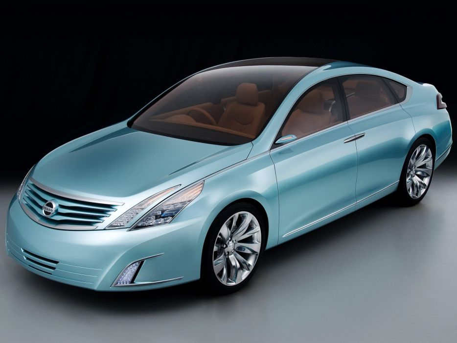 Nissan Intima Concept 2007 wallpaper