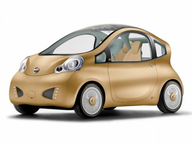 Nissan Nuvu Concept 2008 wallpaper