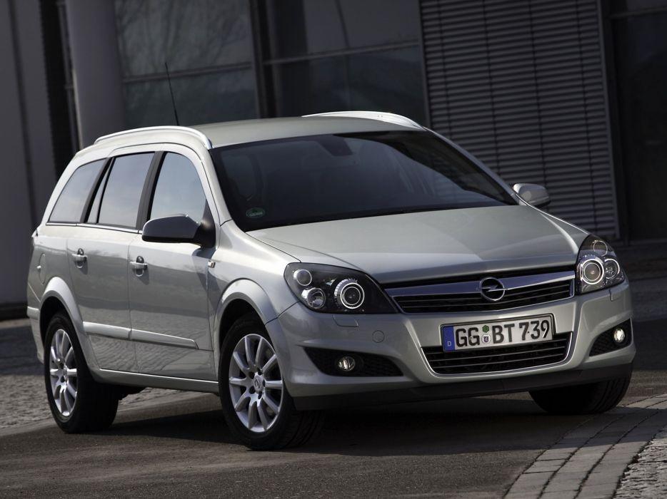 Opel Astra Caravan 2007 wallpaper