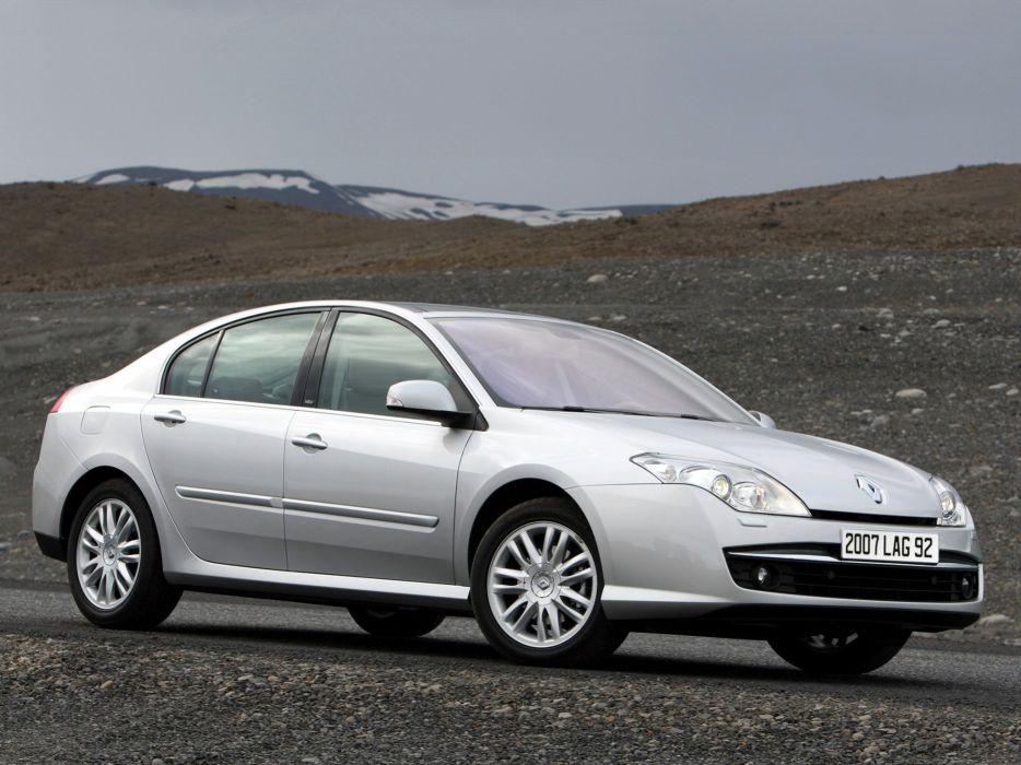Renault Laguna 2007 wallpaper