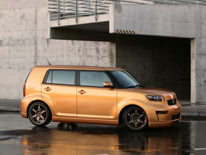 Scion xB Five Axis Concept 2007 wallpaper