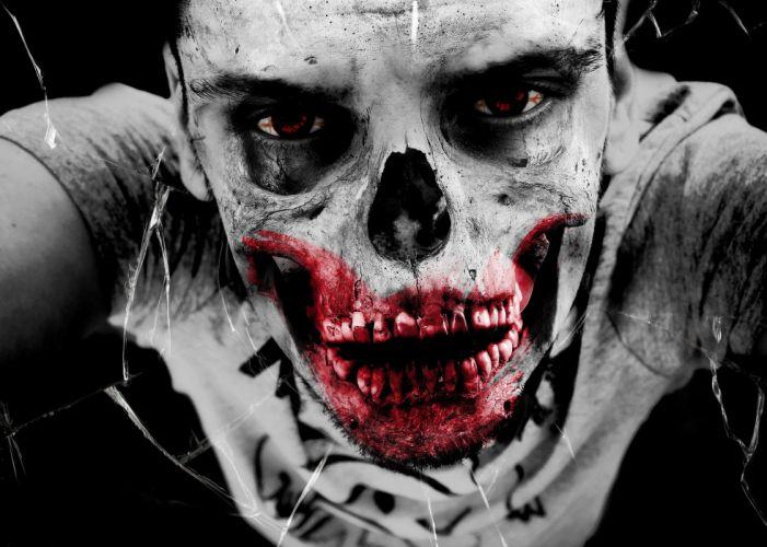 Zombie Horror Undead Monster wallpaper