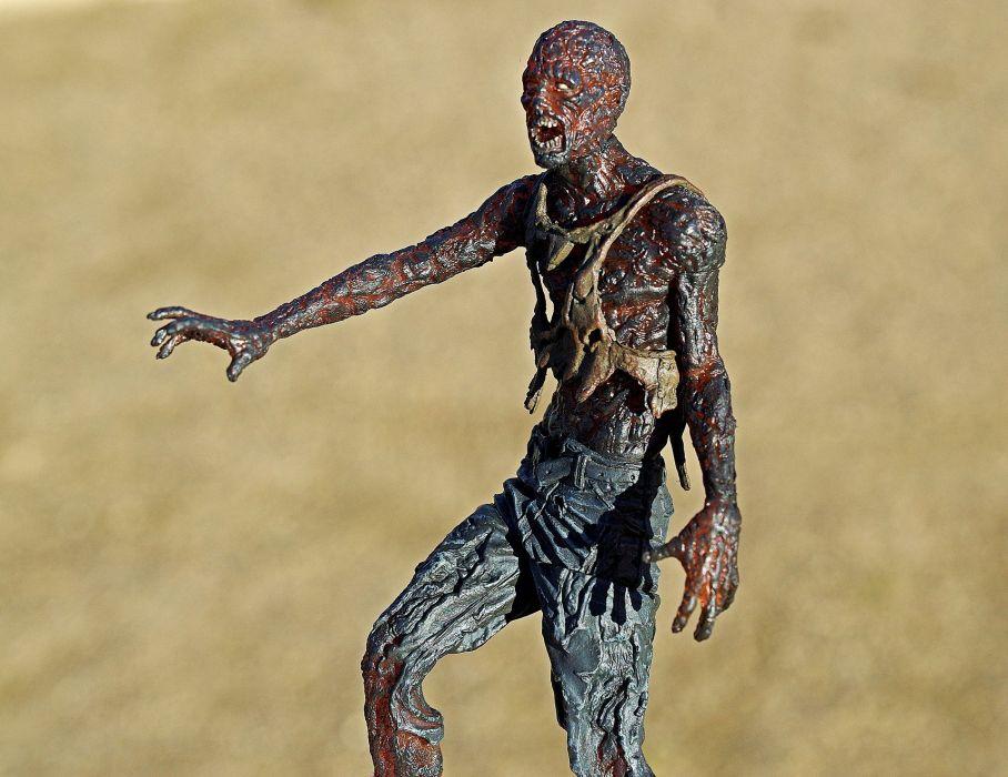 Zombie Walking Dead Undead Apocalypse Death wallpaper