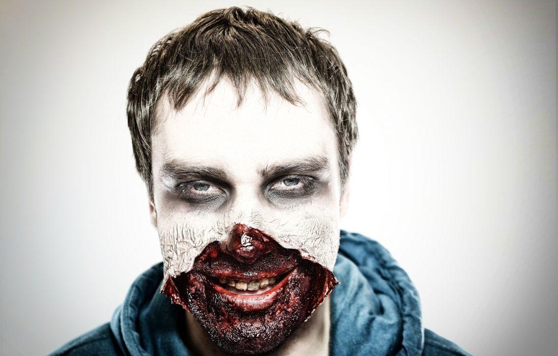 Zombie Spooky Horror wallpaper