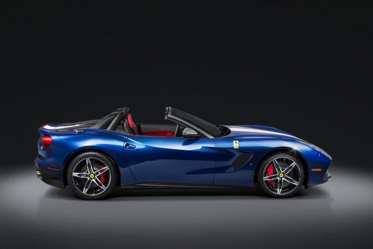 Ferrari F60 america cars blue 2014 wallpaper