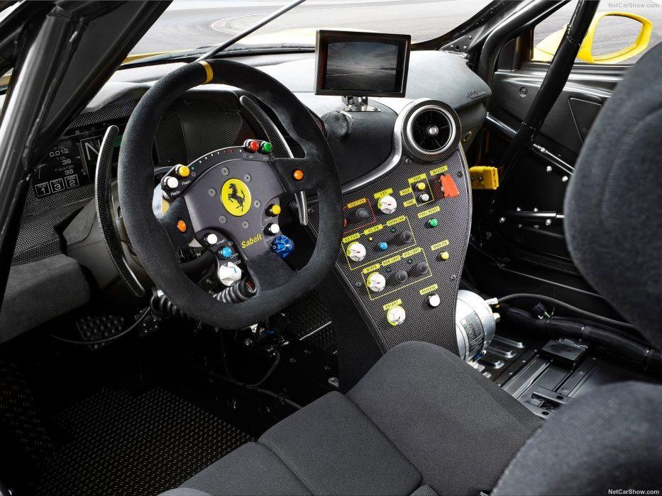 Ferrari 2017 488 Challenge cars racecars wallpaper