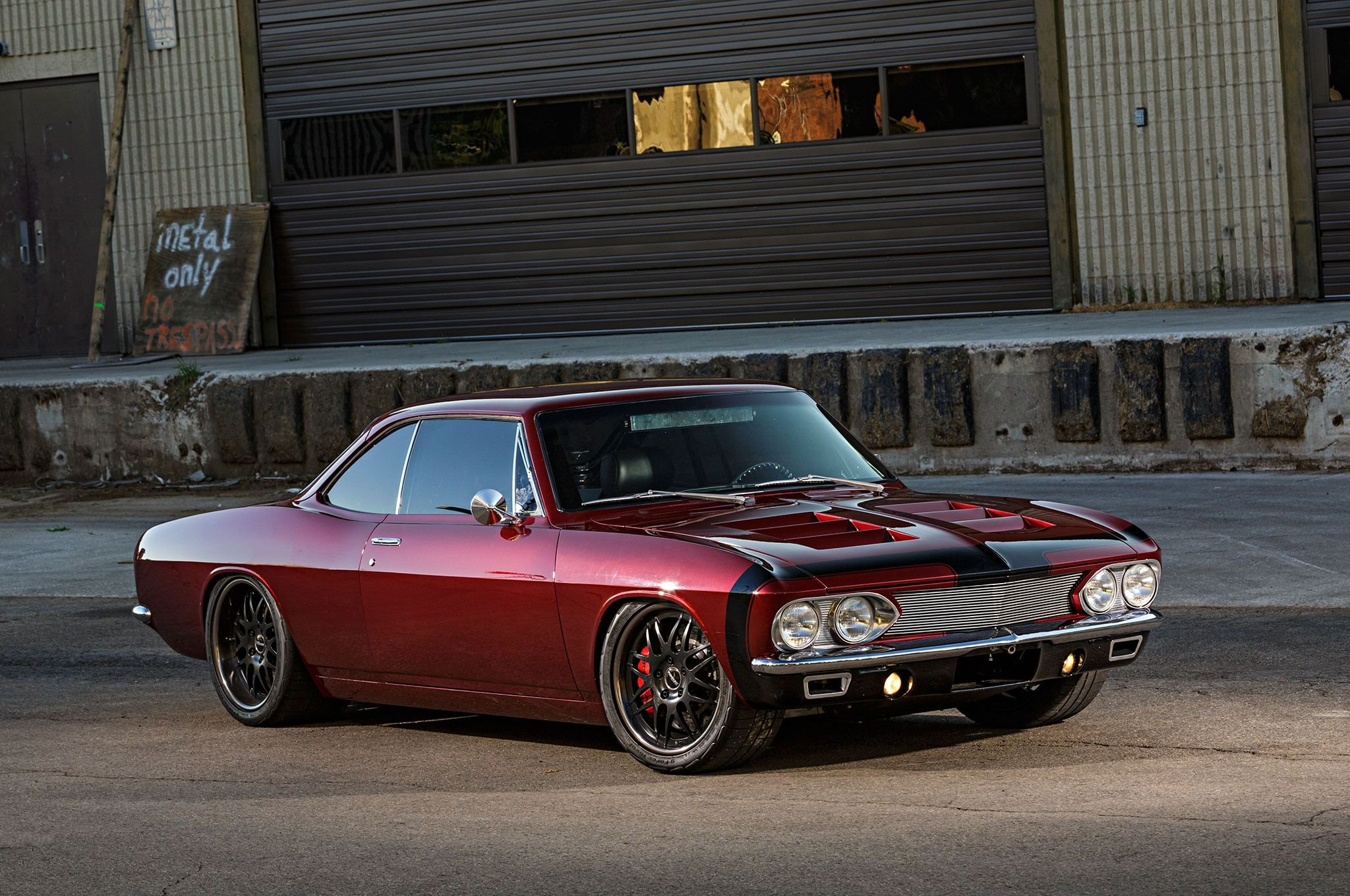 Chevy Chevelle 2016 >> Pro Touring 1966 Chevy Corvair cars modified wallpaper | 2048x1360 | 1061913 | WallpaperUP