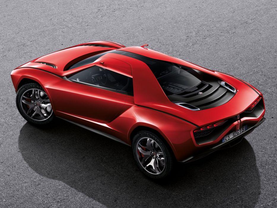 Giugiaro Parcour concept cars 2016 wallpaper