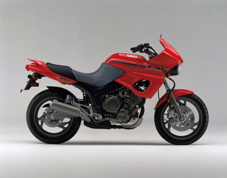 Yamaha TDM 850 motorcycles 1992 wallpaper