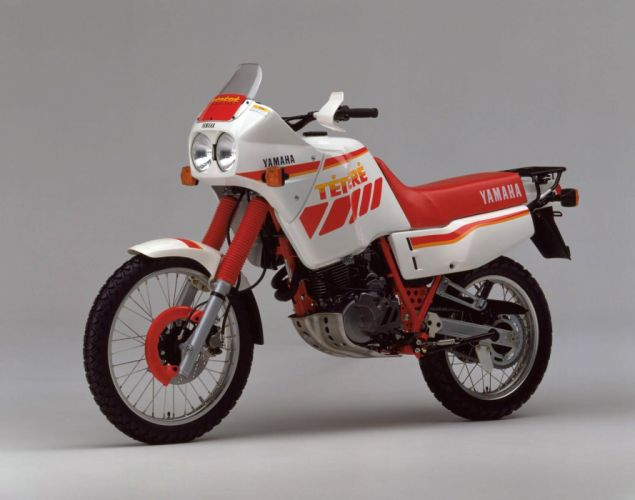 Yamaha XT600Z motorcycles 1990 wallpaper