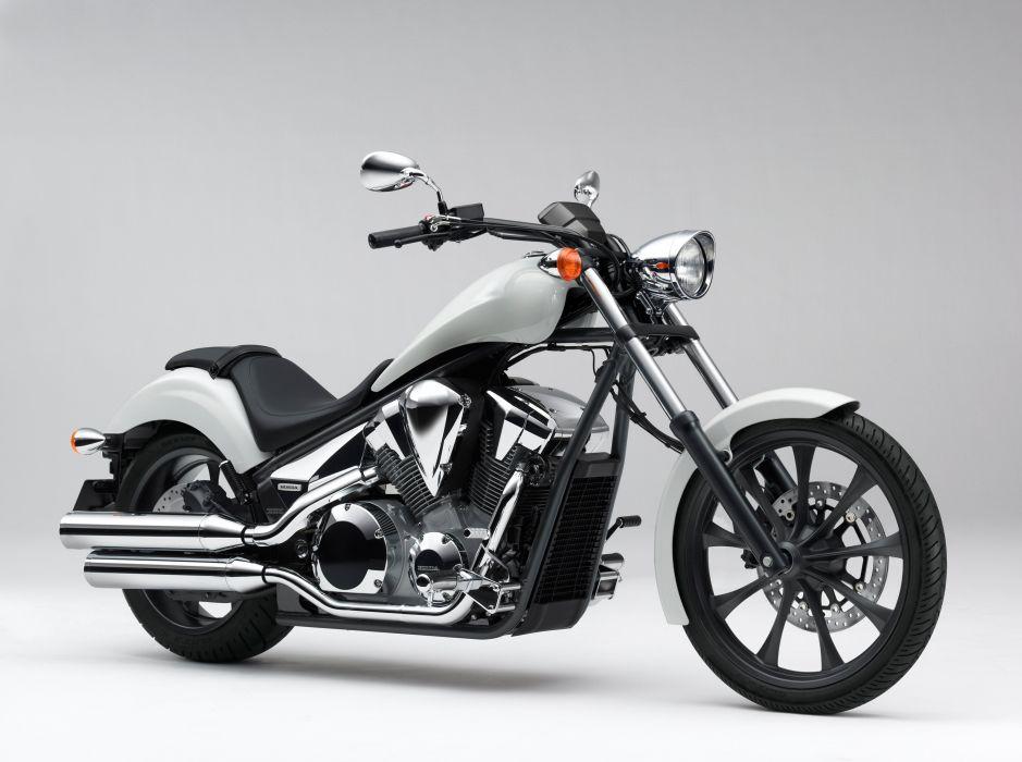Honda VT1300Cx motorcycles 2011 wallpaper