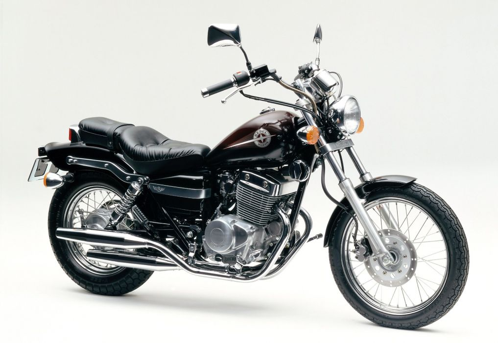 Honda CMX-250 Rebel motorcycles 1994 wallpaper