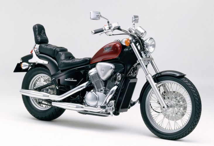 Honda Steed 600 VLX motorcycles 1992 wallpaper