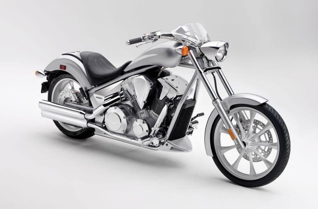 Honda VT1300CX Fury motorcycles 2009 wallpaper