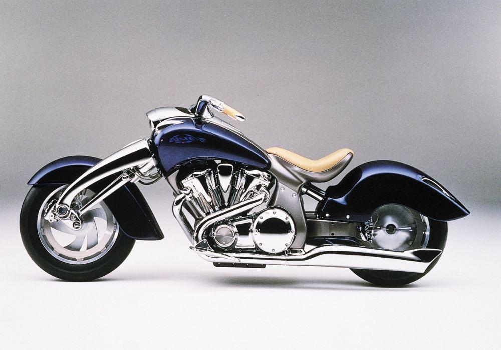 Honda Zodia Concept motorcycles 1995 wallpaper