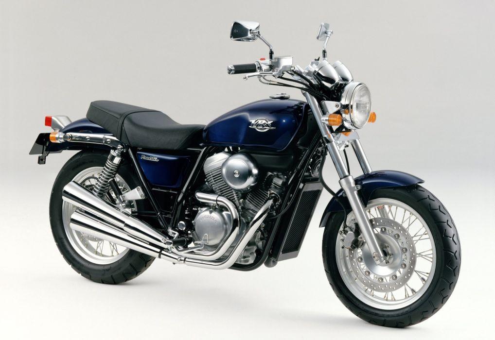 Honda VRX400 Roadster motorcycles 1995 wallpaper