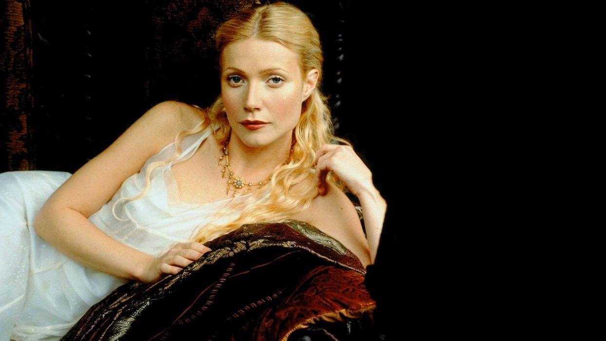 Gwyneth Paltrow actriz americana wallpaper