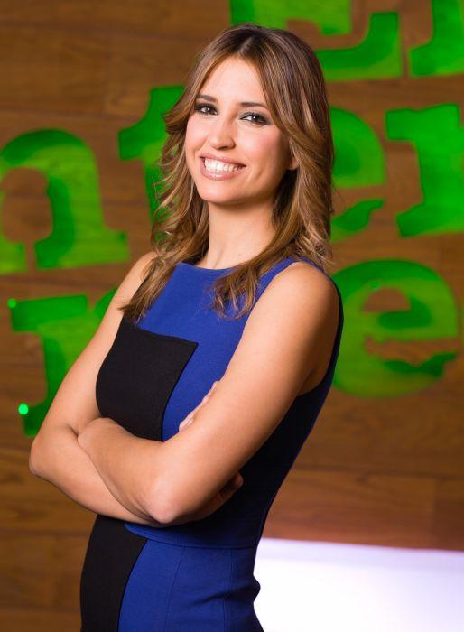 Sandra sabates presentadora espay wallpaper