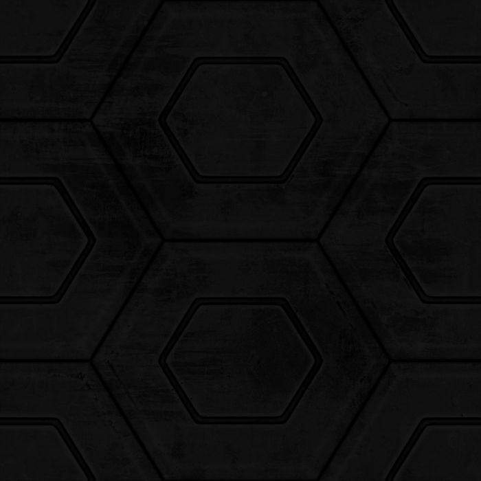 Dark Hex wallpaper