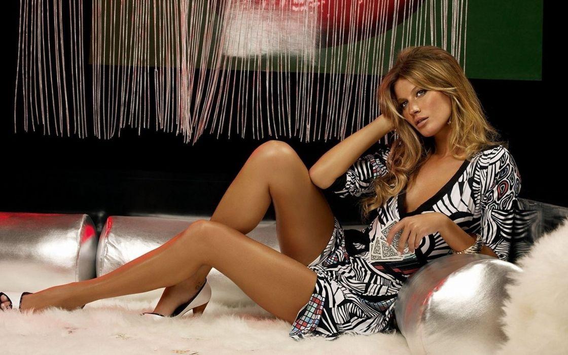 Gisele Bundchen modelo brasiley wallpaper