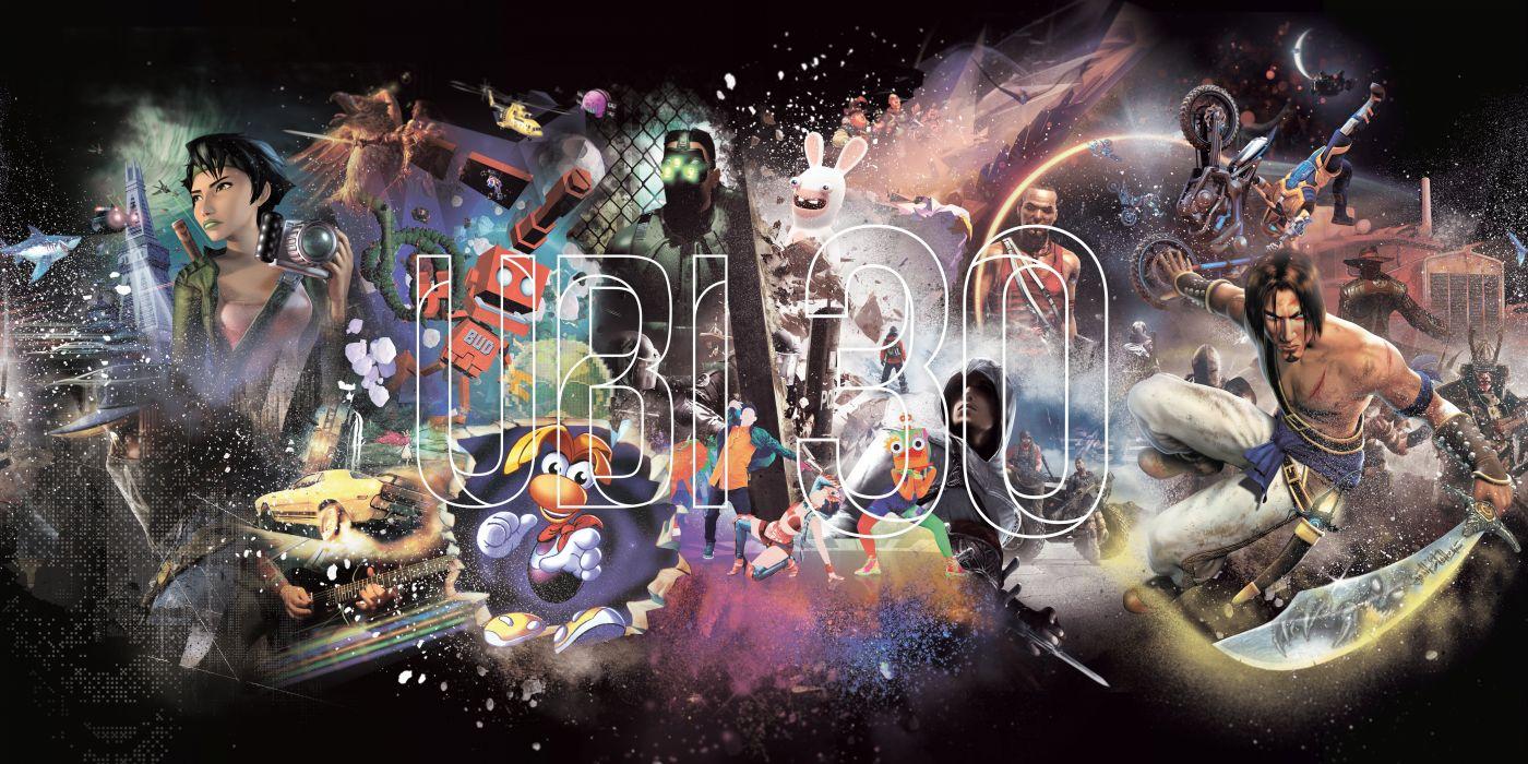 Ubisoft 30 Years Wallpaper wallpaper