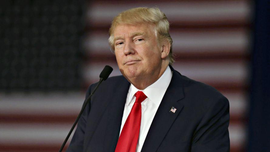 Donald Trump presidente estados unidos wallpaper