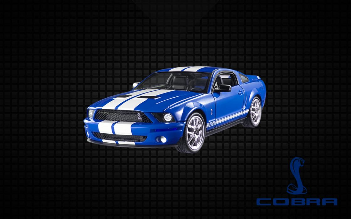Blue Cobra wallpaper