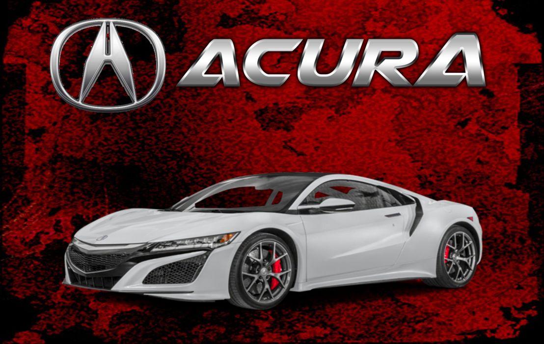Acura NSx wallpaper