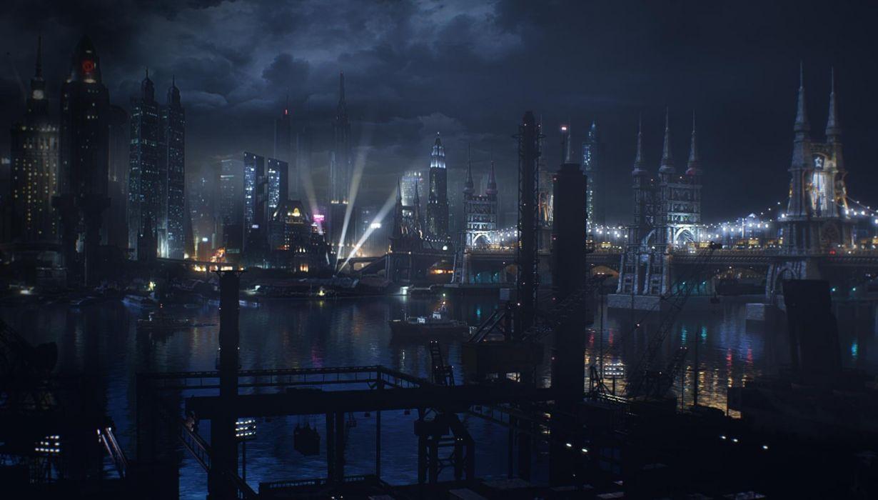 city night light wallpaper