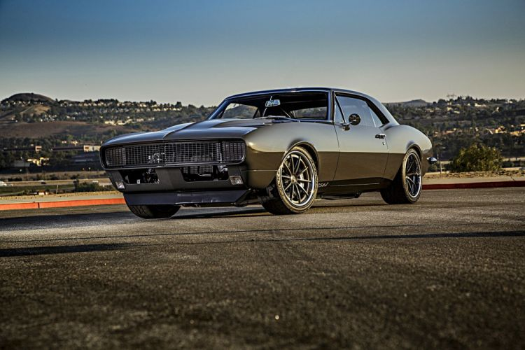 1967 Camaro Chevrolet (Rs) cars modified wallpaper