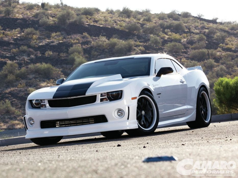 2011 Camaro Chevrolet (ss) cars modified  wallpaper