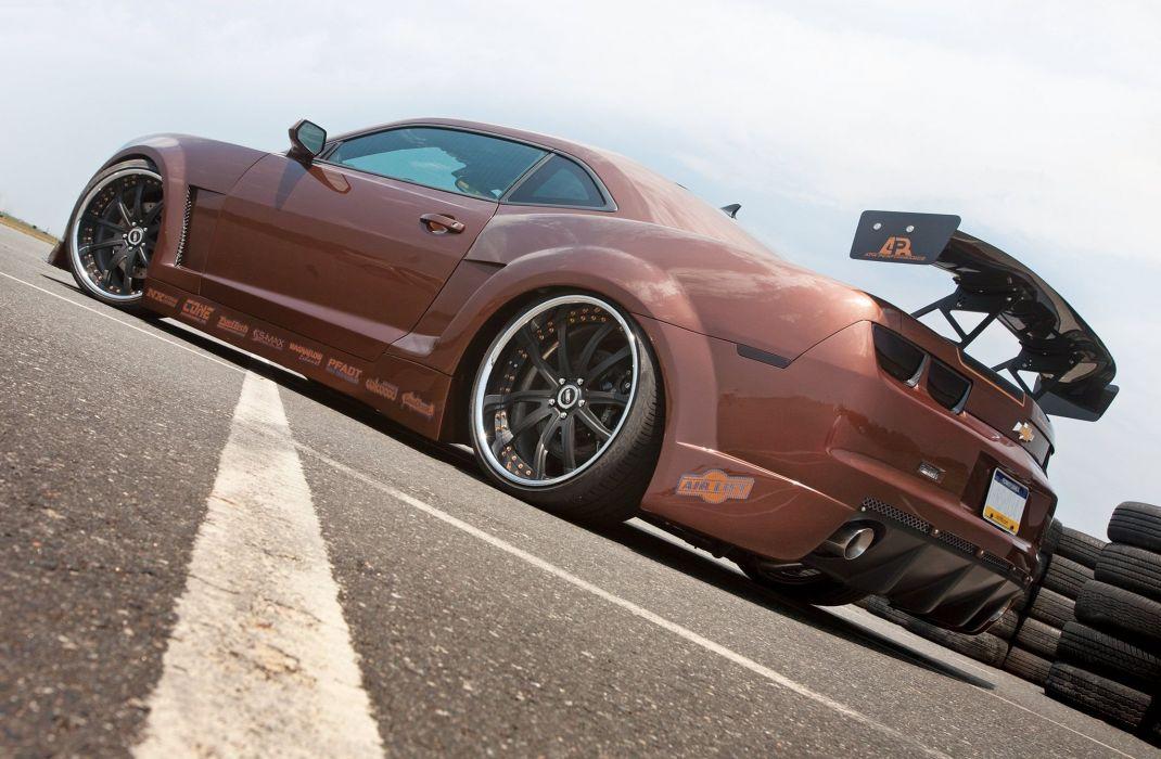 2010 Camaro Chevrolet (ss) cars modified  wallpaper